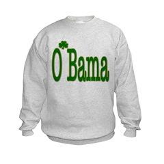 Irish For O'Bama Sweatshirt