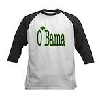 Irish For O'Bama Kids Baseball Jersey