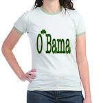 Irish For O'Bama Jr. Ringer T-Shirt