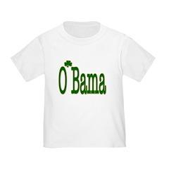 Irish For O'Bama T