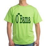 Irish For O'Bama Green T-Shirt