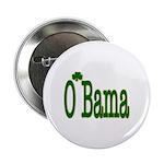 "Irish For O'Bama 2.25"" Button (10 pack)"