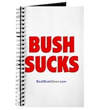 """Bush Sucks"" Journal"