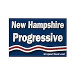 New Hampshire Progressive Magnet