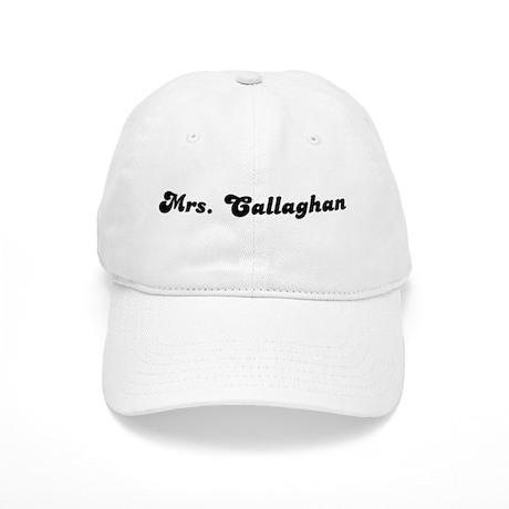 Mrs. Callaghan Cap