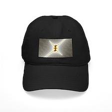 Mandelbrot fractal - StarX - Baseball Hat