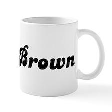 Mrs. Brown Mug