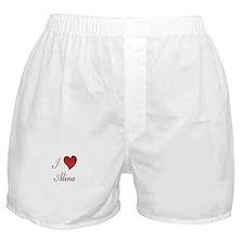 Alina Boxer Shorts