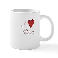 Funny Alexia Mug