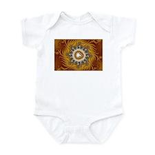 Mandelbrot fractal - Fur - Infant Bodysuit