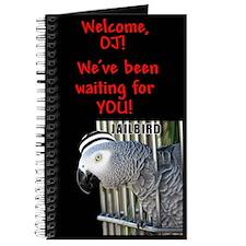 Helaine's Welcome OJ Journal