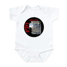 Helaine's Welcome OJ Infant Bodysuit