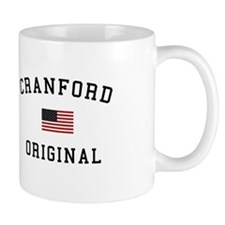 Cranford Flag T-shirts Mug