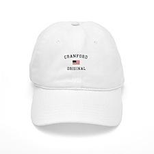 Cranford Flag T-shirts Baseball Cap