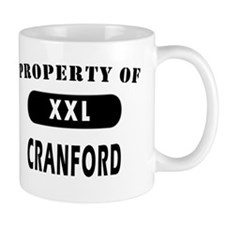 Property of Cranford Gifts T- Mug