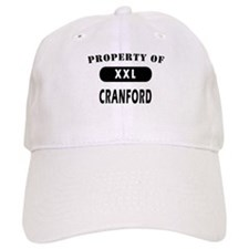 Property of Cranford Gifts T- Baseball Cap