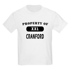 Property of Cranford Gifts T- T-Shirt
