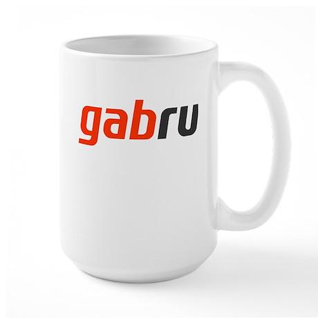 Gabru Large Mug