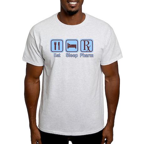 Eat, Sleep, Pharm Light T-Shirt