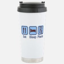 Eat, Sleep, Pharm Travel Mug