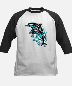 Jumping Dolphins Sea Life Tee