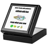 CULTIVATE WITH LOVE Keepsake Box