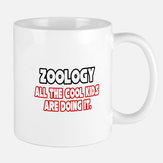 """Zoology...Cool Kids"" Mug"