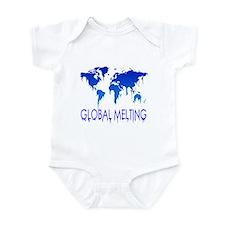 GLOBAL MELTING Infant Bodysuit