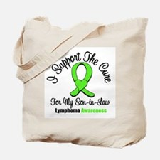 Lymphoma Cure (Son-in-Law) Tote Bag