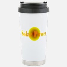 Solar Power Travel Mug