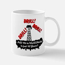 Cute Drill baby drill Mug