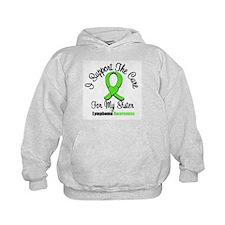 Lymphoma Cure (Sister) Hoodie