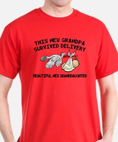 Funny New Granddaughter T-Shirt