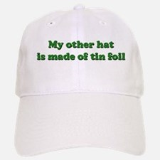 Other Hat Made of Tin Foil Baseball Baseball Cap