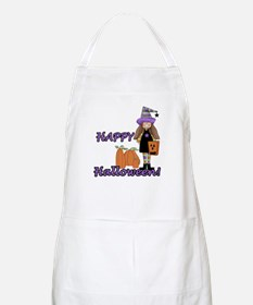 Little Girl Witch Apron