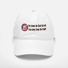 No Kook-Aid Baseball Baseball Cap