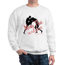 Muay Thai Warrior Sweatshirt
