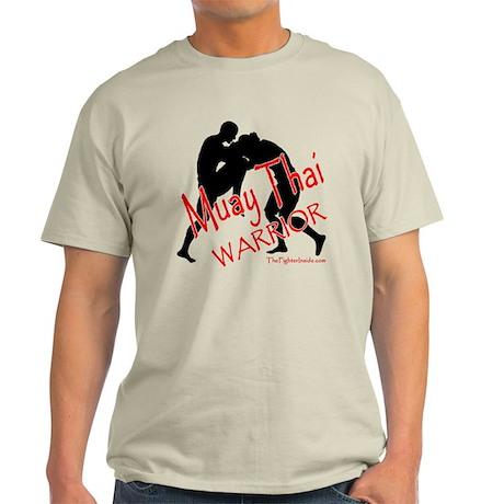 Muay Thai Warrior Light T-Shirt