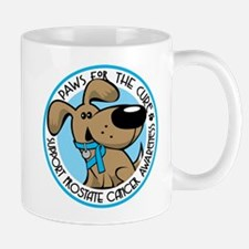 Paws for the Cure: Prostate Cancer Mug