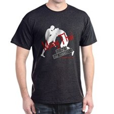 Muay Thai Solves Everything T-Shirt