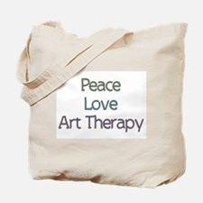 Art Therapist Gift Tote Bag