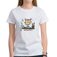 Professions Accountant Tee