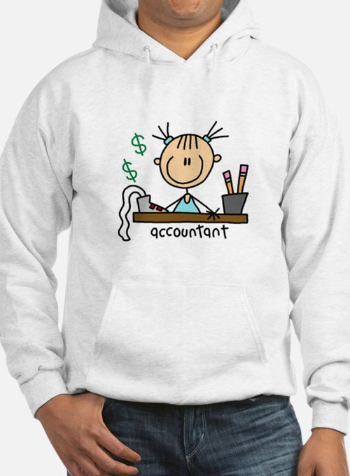 Professions Accountant Hoodie