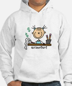Professions Accountant Jumper Hoody