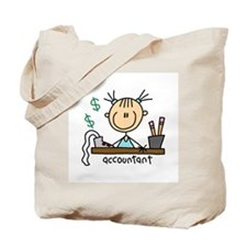 Professions Accountant Tote Bag