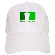 Major League Irish Baseball Cap