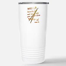 Wake Up Travel Mug
