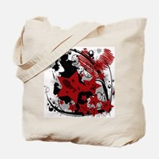 Distorted Bliss Tote Bag