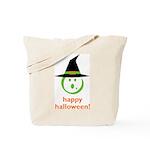 """Happy Halloween!"" Tote Bag"
