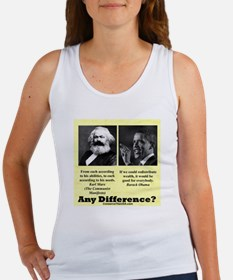 """Any Difference?"" Women's Tank Top"